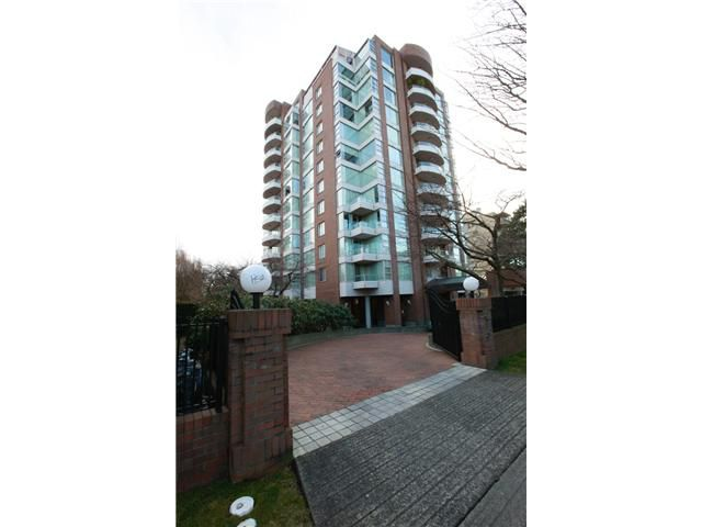 Main Photo: # 501 2350 W 39TH AV in Vancouver: Kerrisdale Condo for sale (Vancouver West)  : MLS®# V1046648