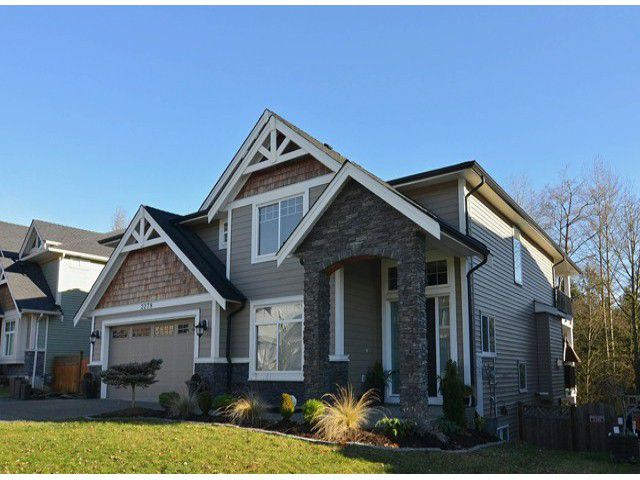 Main Photo: 2278 MERLOT BV in Abbotsford: House for sale : MLS®# F1430974
