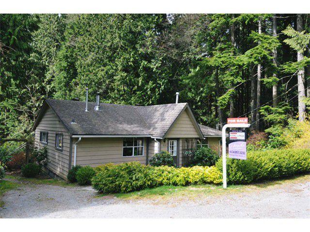 Main Photo: : House for sale : MLS®# V1055449