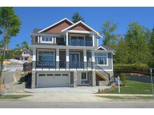 Main Photo: 3469 GISLASON AV in Coquitlam: Burke Mountain House for sale : MLS®# V1057004