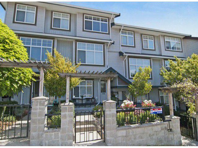 Main Photo: # 2 22466 NORTH AV in Maple Ridge: East Central Condo for sale : MLS®# V1059222