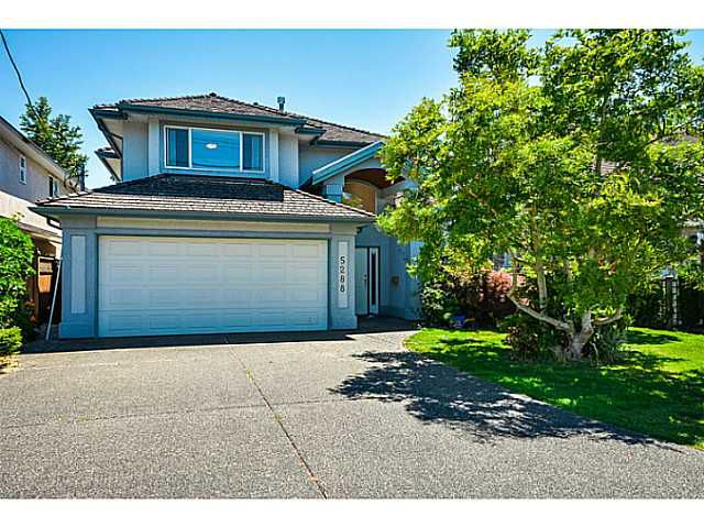 Main Photo: 5288 CENTRAL AV in Ladner: Hawthorne House for sale : MLS®# V1073977