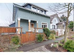 Main Photo: 4130 John Street in Vancouver: Main House for sale (Vancouver East)  : MLS®# V939527
