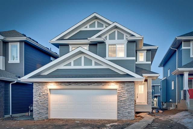Main Photo: 3896 Robins CR NW: Edmonton House for sale : MLS®# E4106163