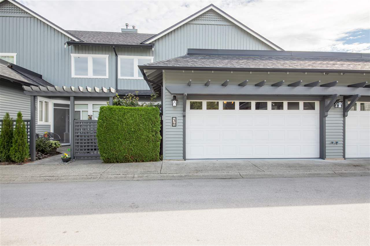 Main Photo: 36 14909 32 AVENUE in Surrey: King George Corridor Townhouse for sale (South Surrey White Rock)  : MLS®# R2329608
