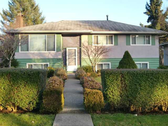 Main Photo: 1732 BLAINE Avenue in Burnaby: Sperling-Duthie House for sale (Burnaby North)  : MLS®# V928787