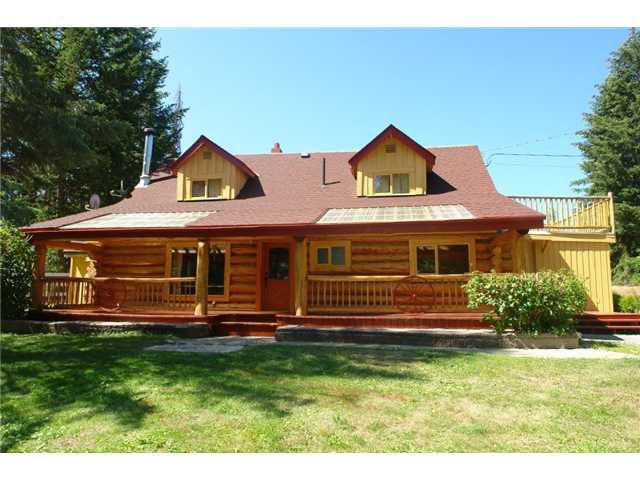 Main Photo: 6282 ARMSTRONG Road: Forest Grove House for sale (100 Mile House (Zone 10))  : MLS®# N225739