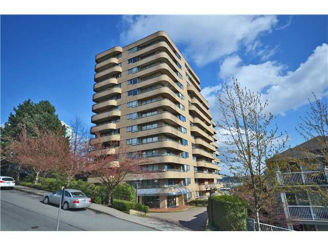 "Main Photo: 408 1026 QUEENS Avenue in New Westminster: Uptown NW Condo for sale in ""AMARA TERRACE"" : MLS®# V1000368"