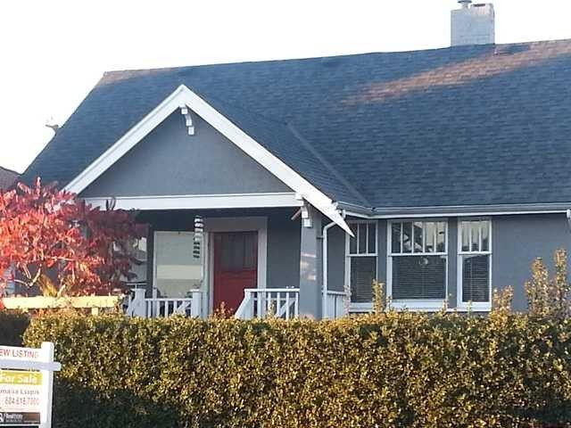 Main Photo: 1699 E 21ST AV in Vancouver: Knight House for sale (Vancouver East)  : MLS®# V1039025