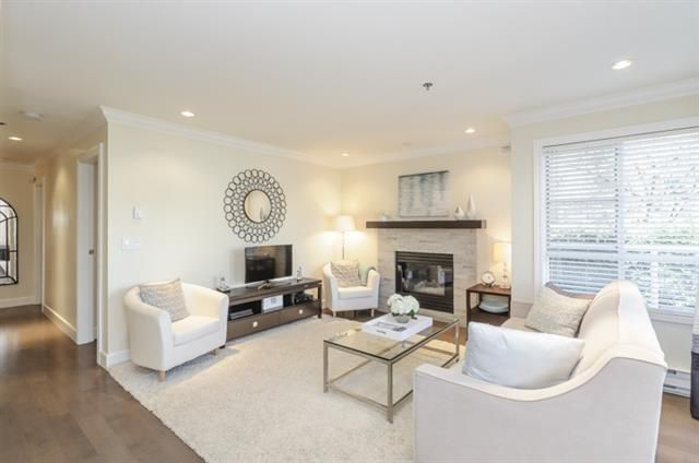 Main Photo: 205 868 West 16th Abbey in Vancouver: Cambie Condo for sale (Vancouver West)  : MLS®# R2052982