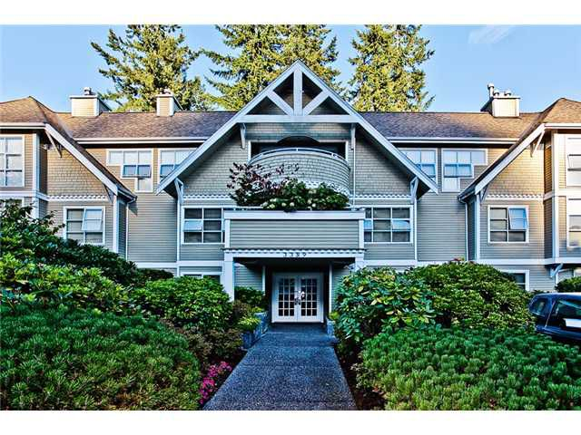 "Main Photo: 206 3389 CAPILANO Crescent in North Vancouver: Capilano NV Condo for sale in ""Capilano Estates"" : MLS®# V968829"