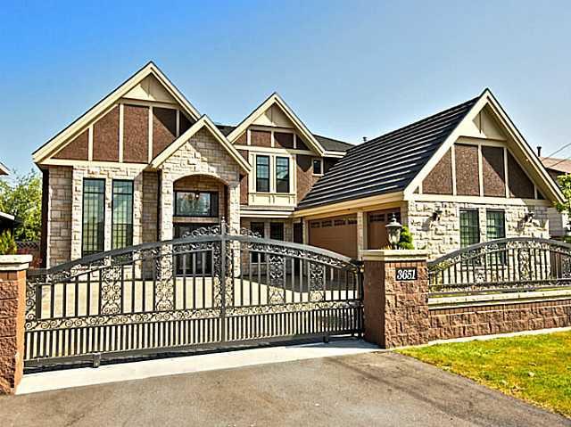 "Main Photo: 3651 VINMORE Avenue in Richmond: Seafair House for sale in ""SEAFAIR"" : MLS®# V1004598"