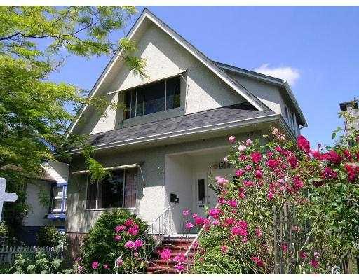 Main Photo: # 1343 1345 E 13TH AV in : Grandview VE House for sale : MLS®# V595018