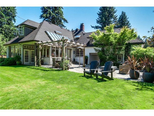 "Main Photo: 1006 W 19TH Street in North Vancouver: Pemberton Heights House for sale in ""PEMBERTON HEIGHTS"" : MLS®# V1075441"
