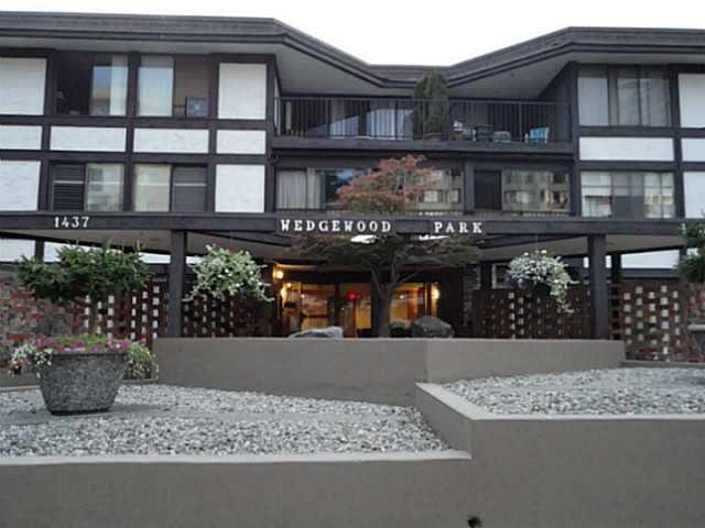 Main Photo: # 313 1437 FOSTER ST: White Rock Condo for sale (South Surrey White Rock)  : MLS®# F1420285