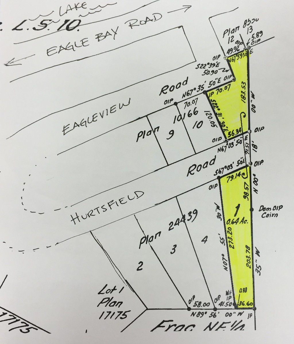 Main Photo:  in Eagle Bay: Vacant Land for sale : MLS®# 10105920