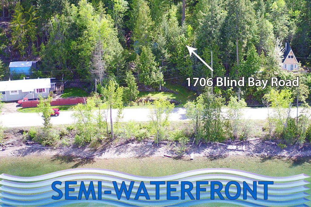1706 Blind Bay Road
