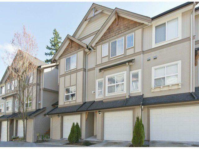 "Main Photo: 25 12677 63RD Avenue in Surrey: Panorama Ridge Townhouse for sale in ""Sunridge Estates"" : MLS®# F1313136"