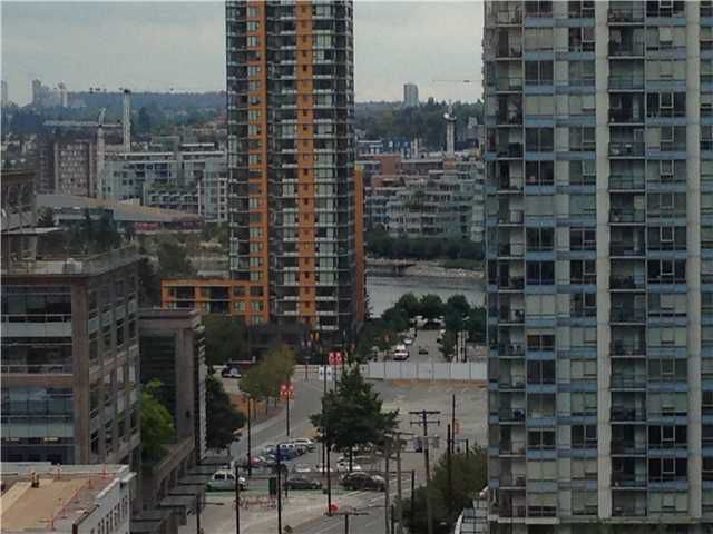 Main Photo: # 1302 909 MAINLAND ST in Vancouver: Yaletown Condo for sale (Vancouver West)  : MLS®# V1024326