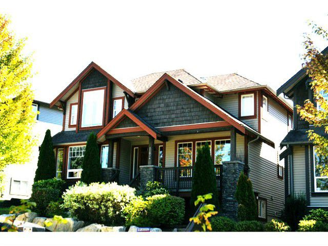 """Main Photo: 22834 FOREMAN Drive in Maple Ridge: Silver Valley House for sale in """"SILVER RIDGE"""" : MLS®# V1084092"""