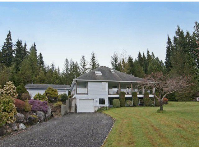 Main Photo: 12476 POWELL ST in Mission: Stave Falls House for sale : MLS®# F1409848