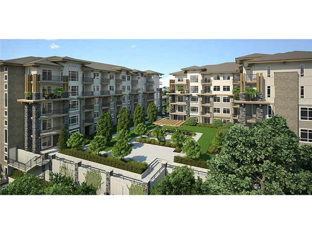 Main Photo: 401 2495 Wilson Street in Port Coquitlam: Condo for sale : MLS®# V1111259