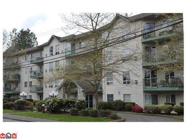 "Main Photo: 311 2435 CENTER Street in Abbotsford: Abbotsford West Condo for sale in ""Cedar Grove"" : MLS®# F1211054"