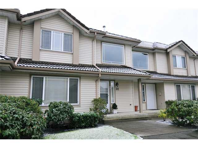 "Main Photo: B32 3075 SKEENA Street in Port Coquitlam: Riverwood Townhouse for sale in ""RIVERWOOD"" : MLS®# V984962"