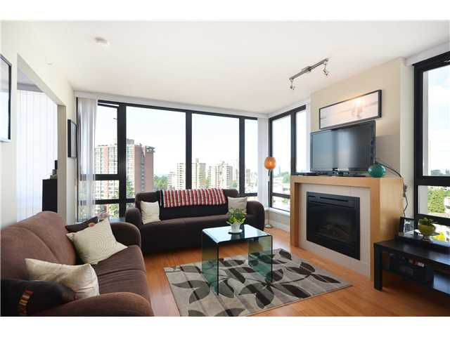 """Main Photo: 1407 7328 ARCOLA Street in Burnaby: Highgate Condo for sale in """"ESPRIT"""" (Burnaby South)  : MLS®# V1016002"""