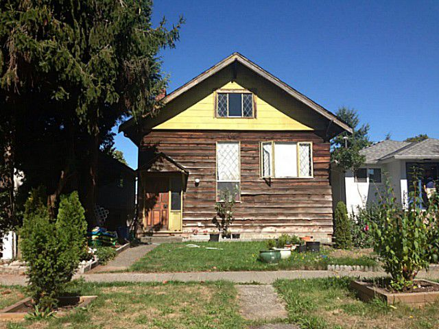 """Main Photo: 337 E 40TH Avenue in Vancouver: Main House for sale in """"MAIN"""" (Vancouver East)  : MLS®# V1026995"""