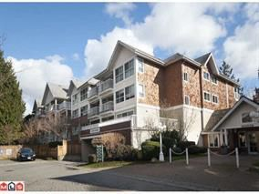 Main Photo: 308 9650 148 Street in North Surrey: Guildford Condo for sale : MLS®# F1228995