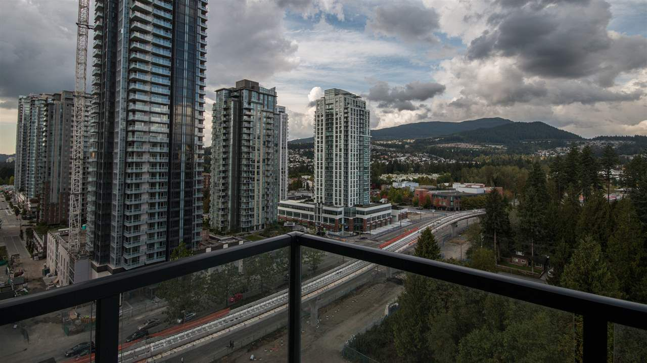 Main Photo: 1611 1178 HEFFLEY CRESCENT in Coquitlam: North Coquitlam Condo for sale : MLS®# R2000334