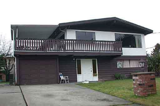 Main Photo: 3759 HAMILTON STREET in Port Coquitlam: Lincoln Park PQ House for sale : MLS®# R2032272