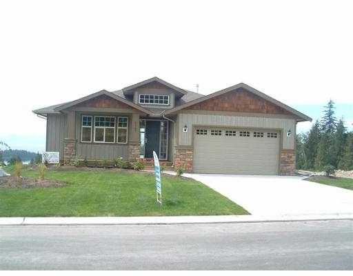 "Main Photo: 6367 SAMRON RD in Sechelt: Sechelt District House for sale in ""ORCA VISTA"" (Sunshine Coast)  : MLS®# V531287"