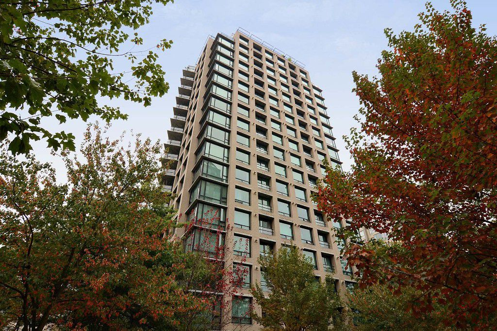 Main Photo: 706 1003 BURNABY Street in Vancouver: West End VW Condo for sale (Vancouver West)  : MLS®# V977698