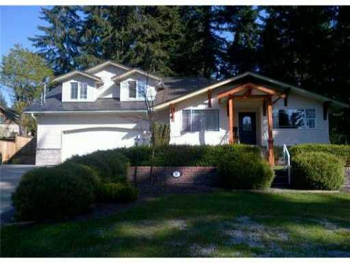 Main Photo: 11 MAPLE Court: Anmore House for sale (Port Moody)  : MLS®# V989526