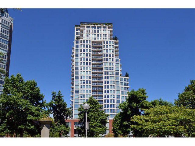 Main Photo: 1505 505 Talyor Street in Vancouver: Downtown Condo for sale (Vancouver West)  : MLS®# V1074531