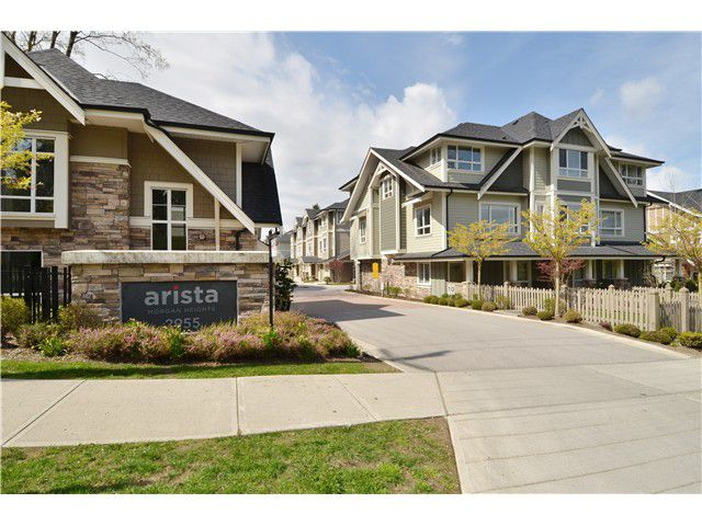 Main Photo: # 49 2955 156 ST in Surrey: Grandview Surrey Condo for sale (South Surrey White Rock)  : MLS®# F1408824