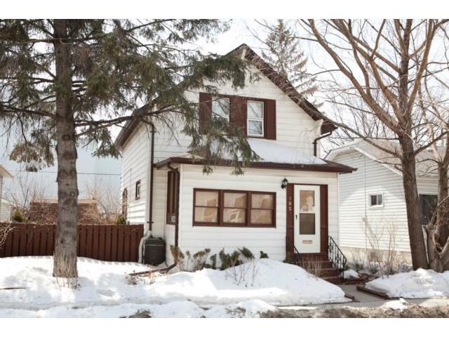 Main Photo: 182 Mighton Avenue in WINNIPEG: East Kildonan Residential for sale (North East Winnipeg)  : MLS®# 1306912