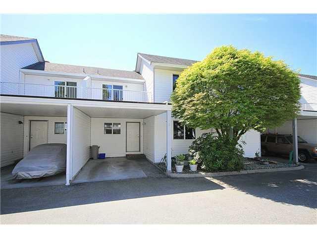Main Photo: # 3 12070 207A ST in Maple Ridge: Northwest Maple Ridge Townhouse for sale : MLS®# V1005637