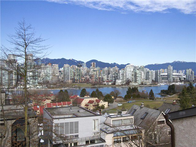 Main Photo: 4 1040 W 7th Avenue in Vancouver: Fairview VW Townhouse for sale (Vancouver West)  : MLS®# V1047822