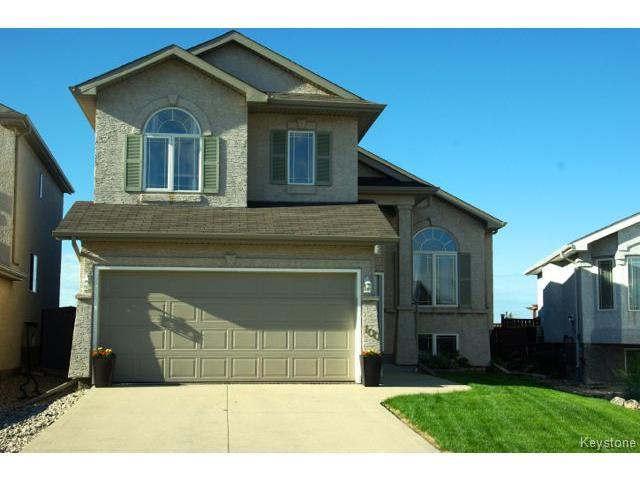 Main Photo: 100 Brian Monkman Bay in WINNIPEG: Windsor Park / Southdale / Island Lakes Residential for sale (South East Winnipeg)  : MLS®# 1415599