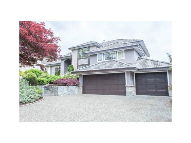 Main Photo: 1505 PARKWAY BV in Coquitlam: Westwood Plateau House for sale : MLS®# V1120328