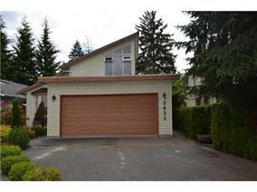 Main Photo: 2832 MCCOOMB Drive in COQUITLAM: Eagle Ridge CQ House for sale (Coquitlam)  : MLS®# R2056872