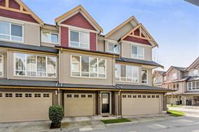 Main Photo: 17 16789 60 Avenue in Cloverdale: Townhouse for sale : MLS®# R2252725