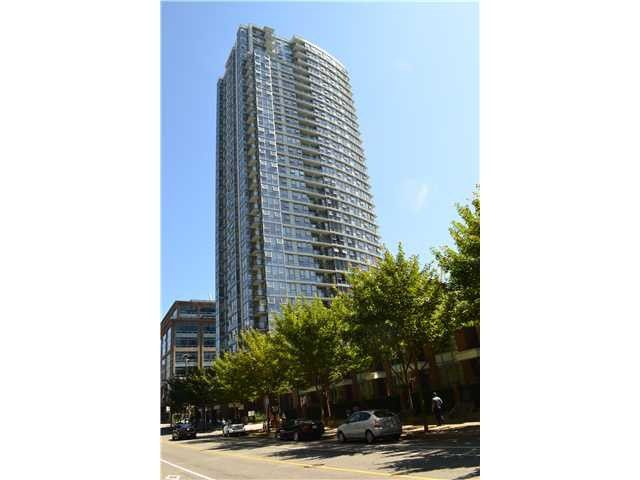 Main Photo: 1709 928 Beatty Street in Vancouver: Yaletown Condo for sale (Vancouver West)  : MLS®# v1044695