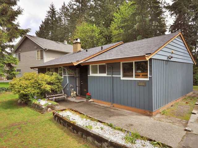 Main Photo: 1322 ARBORLYNN DR in North Vancouver: Westlynn House for sale : MLS®# V1073099