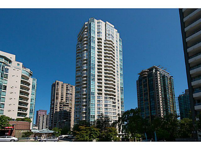 Main Photo: # 303 717 JERVIS ST in Vancouver: West End VW Condo for sale (Vancouver West)  : MLS®# V1075876