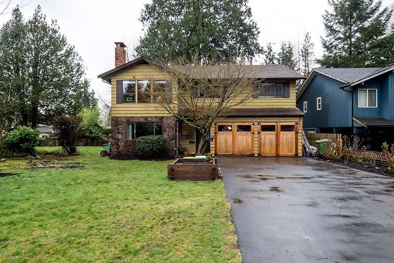 Photo 1: Photos: 1397 DOVERCOURT ROAD in North Vancouver: Lynn Valley House for sale : MLS®# R2045514