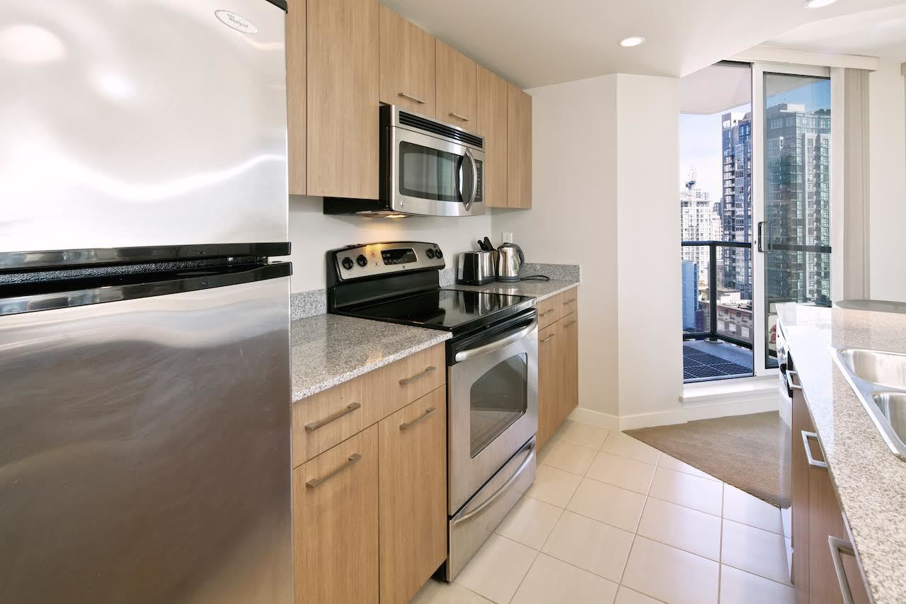 Main Photo: 1509 1212 HOWE STREET in Vancouver: Downtown VW Condo for sale (Vancouver West)  : MLS®# R2052065